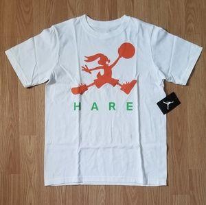 5a80e6a1d1f5 Jordan Shirts   Tops - Nike Hare Jordan Retro 7 Jumpman Jump Bunny Tshirt